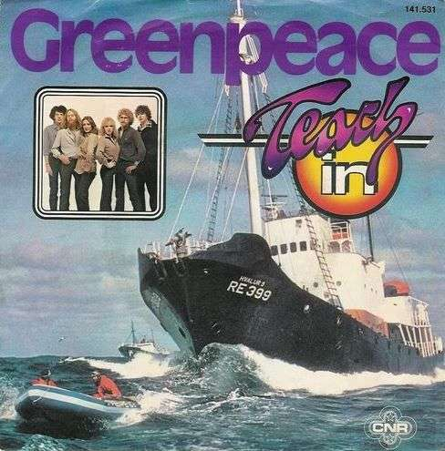 Coverafbeelding Greenpeace - Teach In