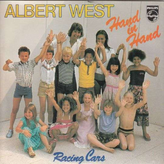 Coverafbeelding Hand In Hand - Albert West