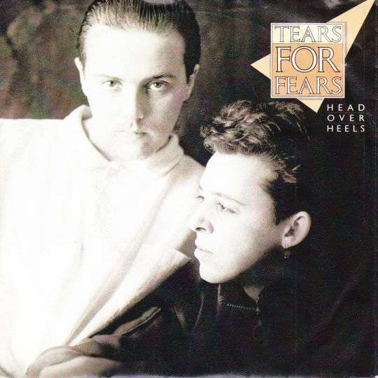 Coverafbeelding Tears For Fears - Head Over Heels
