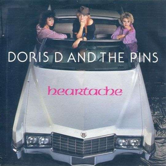 Coverafbeelding Heartache - Doris D And The Pins