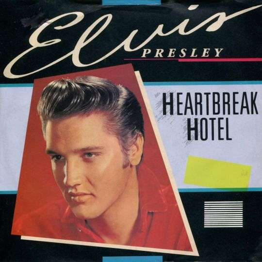 Coverafbeelding Elvis Presley - Heartbreak Hotel