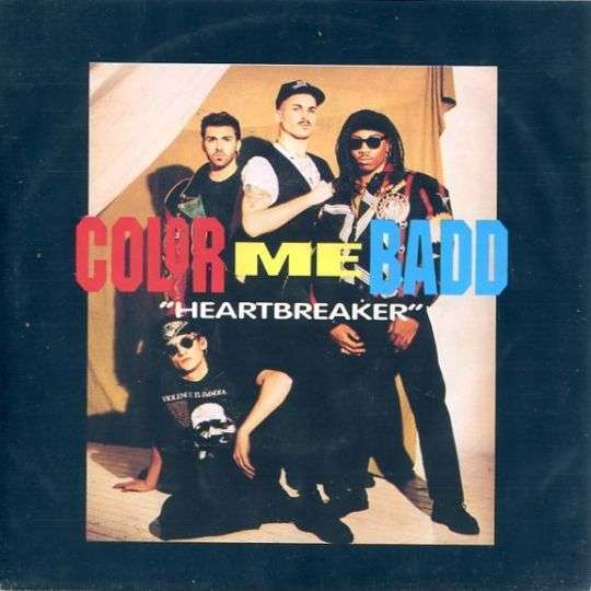 Coverafbeelding Heartbreaker - Color Me Badd