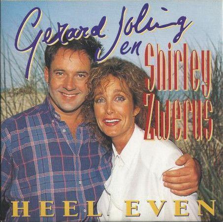 Coverafbeelding Heel Even - Gerard Joling En Shirley Zwerus