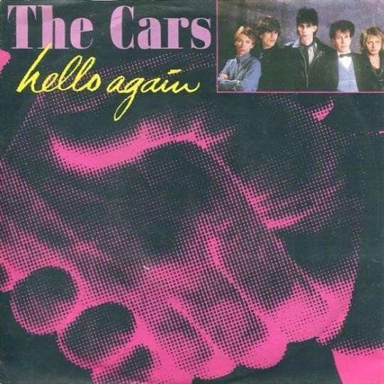 Coverafbeelding Hello Again - The Cars