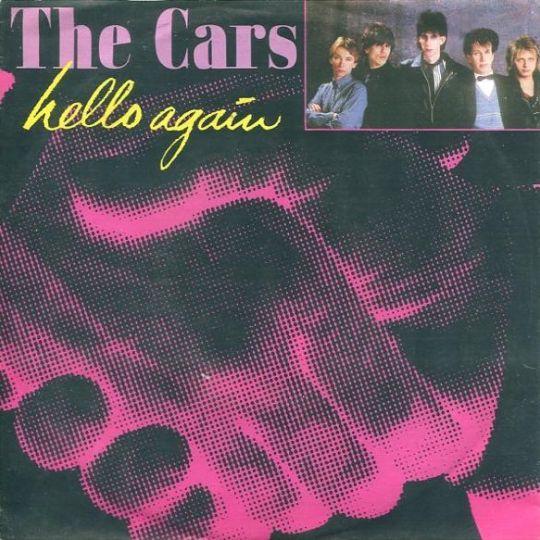 Coverafbeelding Hello Again - The Cars