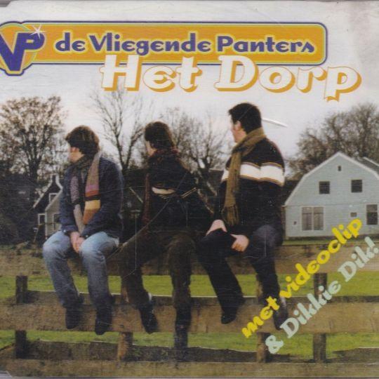 Coverafbeelding Het Dorp - De Vliegende Panters