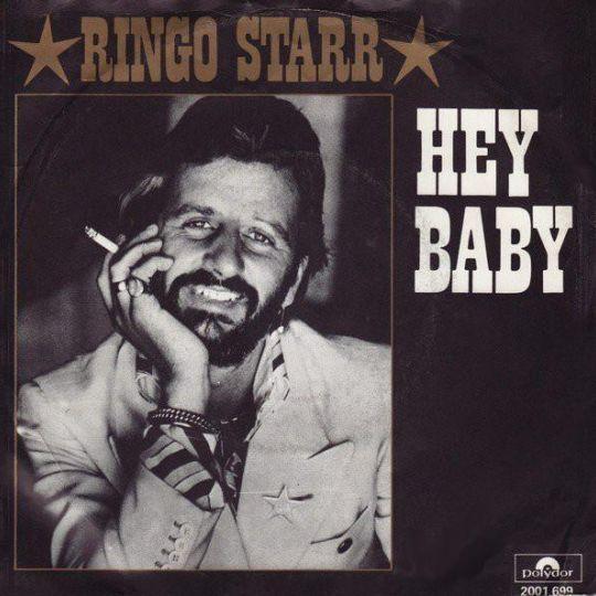 Coverafbeelding Hey Baby - Ringo Starr