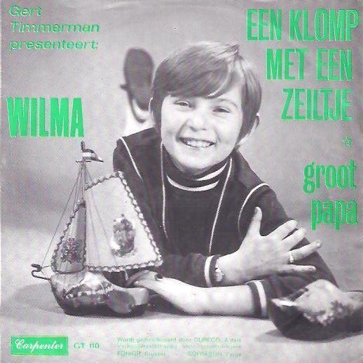 Coverafbeelding Grootpapa - Gert Timmerman Presenteert: Wilma