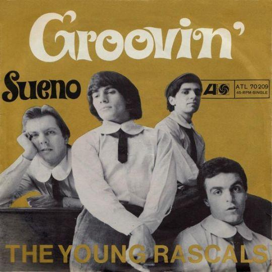 Coverafbeelding Groovin' - The Young Rascals