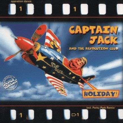 Coverafbeelding Holiday! - Captain Jack And The Revolution Club