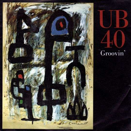 Coverafbeelding Groovin' - Ub40