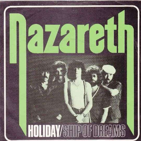 Coverafbeelding Holiday - Nazareth