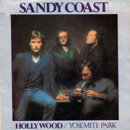 Coverafbeelding Hollywood - Sandy Coast