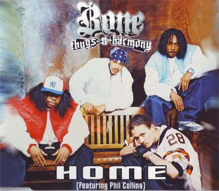 Coverafbeelding Home - Bone Thugs-n-harmony (Featuring Phil Collins)
