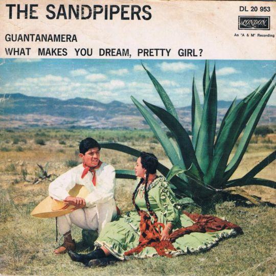 Coverafbeelding The Sandpipers / Digno Garcia y Sus Carios - Guantanamera