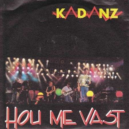 Coverafbeelding Hou Me Vast - Kadanz