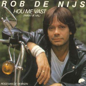 Coverafbeelding Hou Me Vast (Want Ik Val) - Rob De Nijs