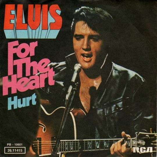 Coverafbeelding Elvis - Hurt
