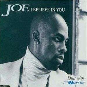 Coverafbeelding I Believe In You - Joe - Duet With *nsync