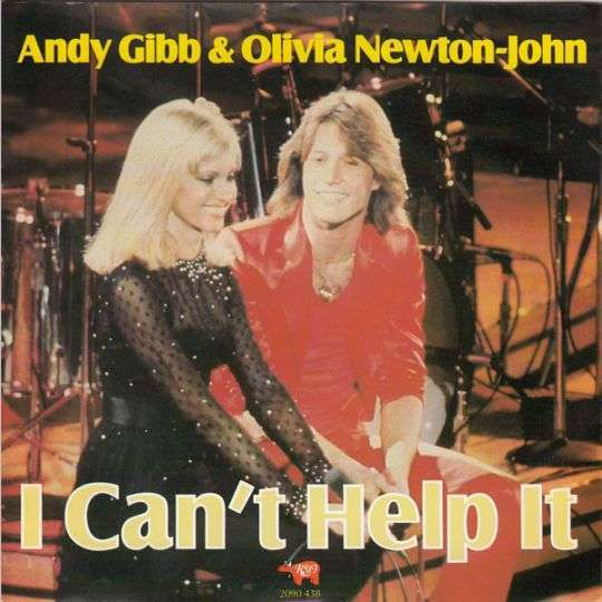 Coverafbeelding I Can't Help It - Andy Gibb & Olivia Newton-john