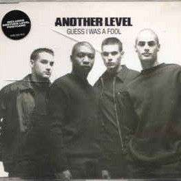 Coverafbeelding Guess I Was A Fool - Another Level