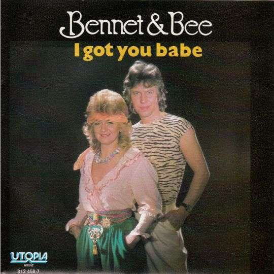 Coverafbeelding I Got You Babe - Bennet & Bee