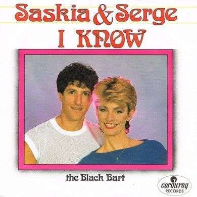 Coverafbeelding I Know - Saskia & Serge