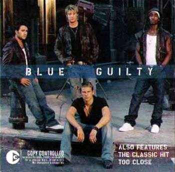 Coverafbeelding Blue - Guilty