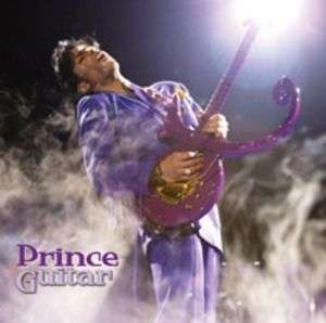 Coverafbeelding Guitar - Prince