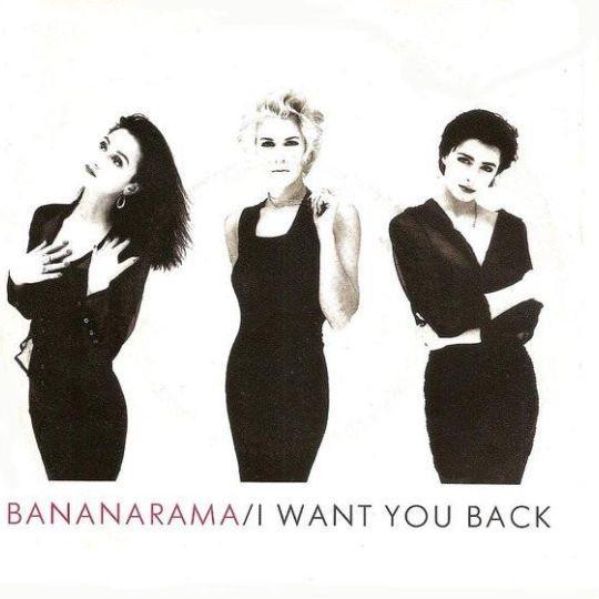 Coverafbeelding I Want You Back - Bananarama
