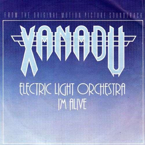 Coverafbeelding I'm Alive - The Electric Light Orchestra