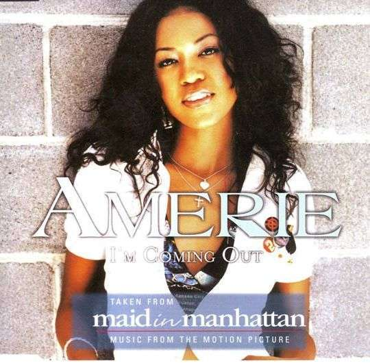 Coverafbeelding I'm Coming Out - Amerie