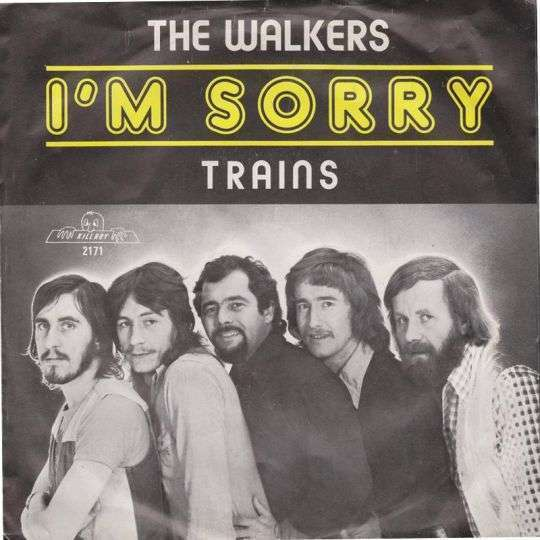 Coverafbeelding I'm Sorry - The Walkers