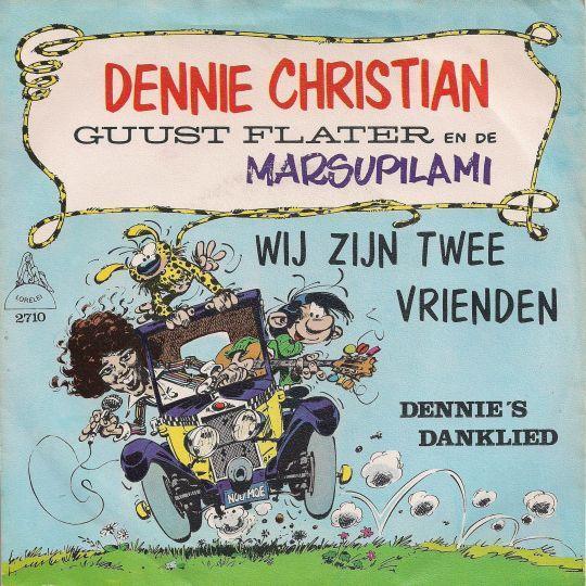 Coverafbeelding Guust Flater En De Marsupilami - Wij Zijn Twee Vrienden - Dennie Christian