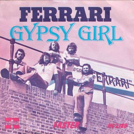 Coverafbeelding Ferrari - Gypsy Girl