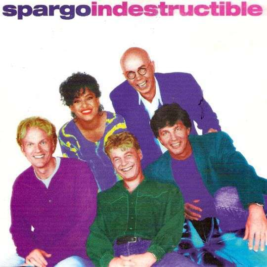 Coverafbeelding Indestructible - Spargo