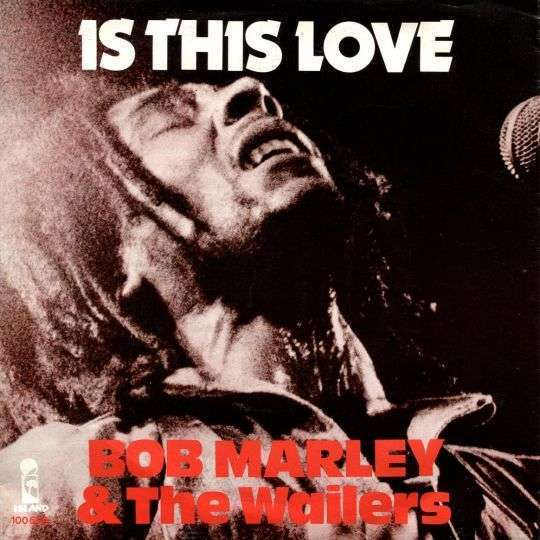 Coverafbeelding Is This Love - Bob Marley & The Wailers