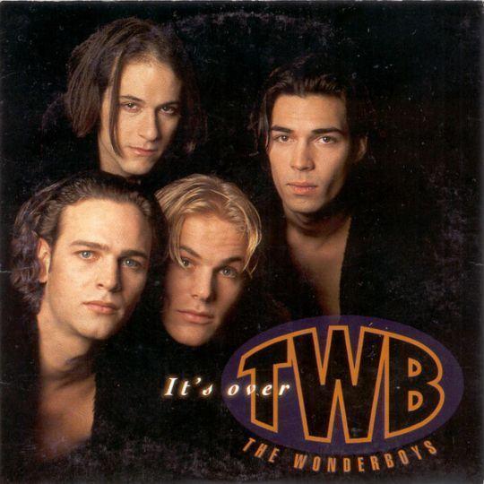 Coverafbeelding TWB : The Wonderboys - It's Over