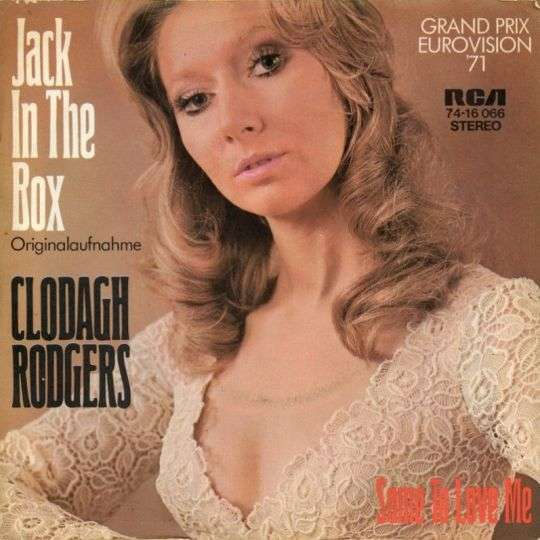 Coverafbeelding Jack In The Box - Clodagh Rodgers