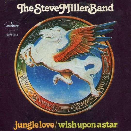 Coverafbeelding Jungle Love - The Steve Miller Band