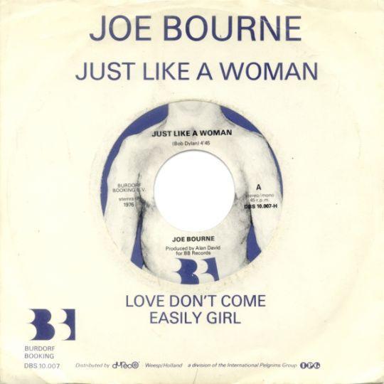 Coverafbeelding Just Like A Woman - Joe Bourne
