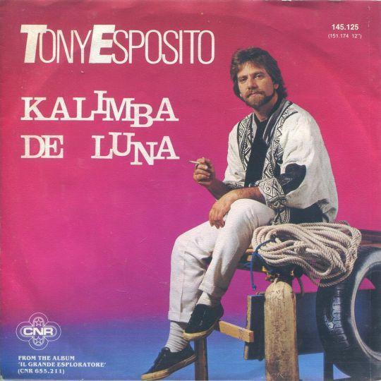 Coverafbeelding Kalimba De Luna - Tony Esposito
