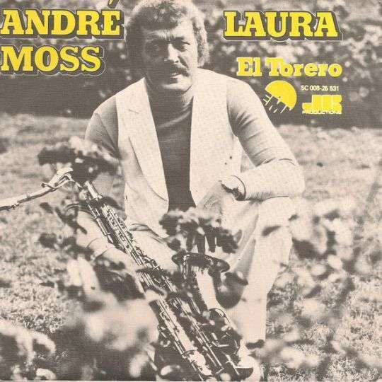 Coverafbeelding Laura - André Moss