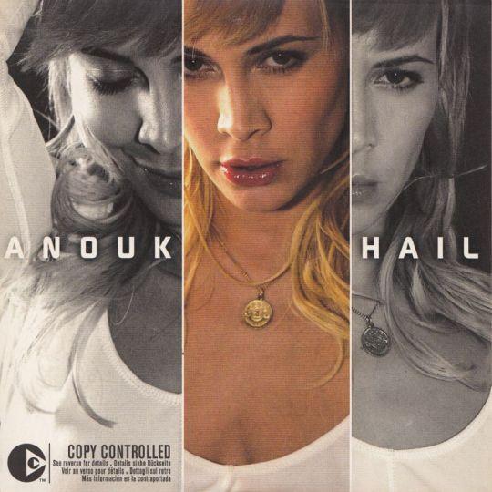 Coverafbeelding Hail - Anouk