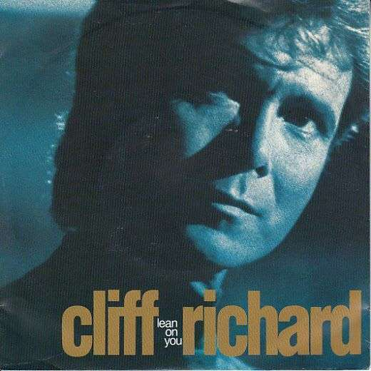 Coverafbeelding Cliff Richard - Lean On You