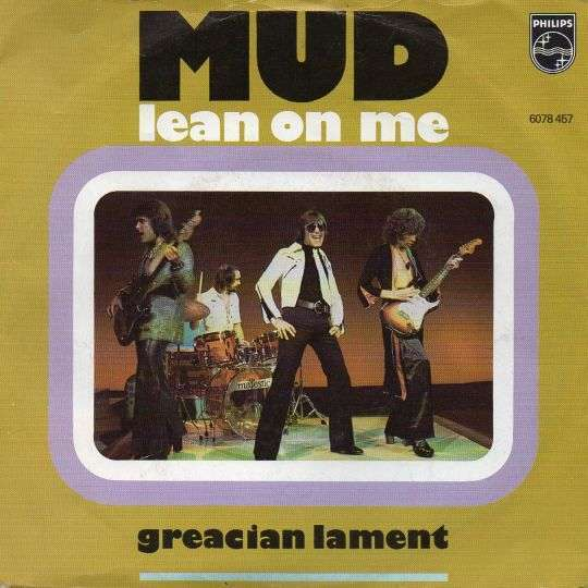 Coverafbeelding Lean On Me - Mud