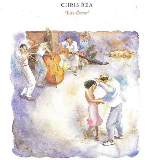 Coverafbeelding Let's Dance - Chris Rea