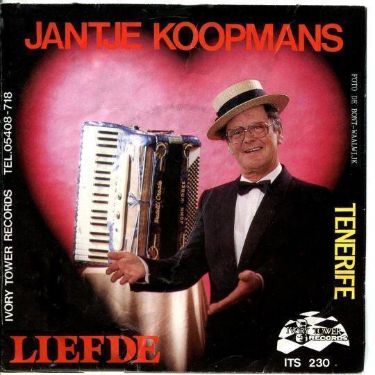 Coverafbeelding Liefde - Jantje Koopmans