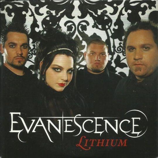 Coverafbeelding Lithium - Evanescence