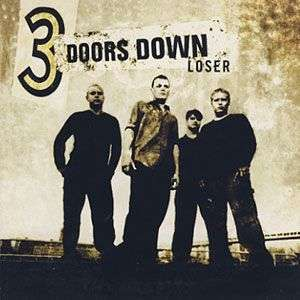 Coverafbeelding Loser - 3 Doors Down